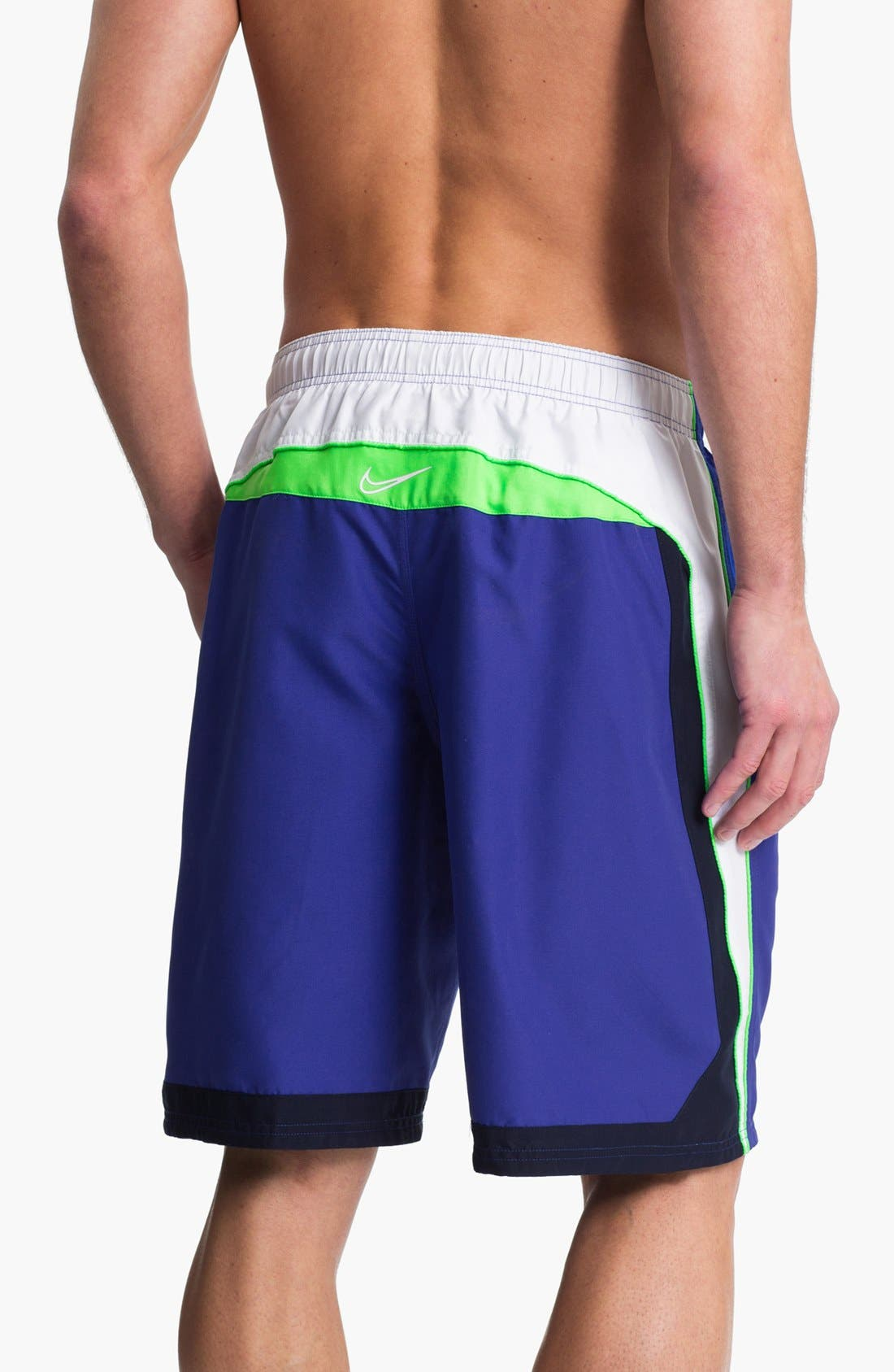 Alternate Image 2  - Nike 'Advance' Volley Shorts