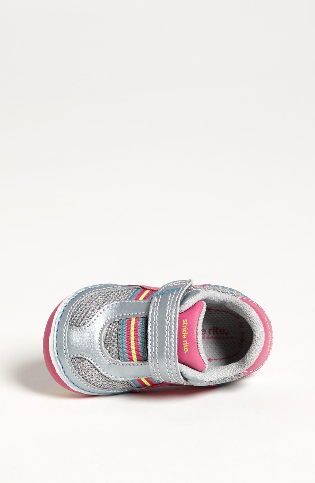 Alternate Image 3  - Stride Rite 'Aldrin' Sneaker (Baby & Walker)