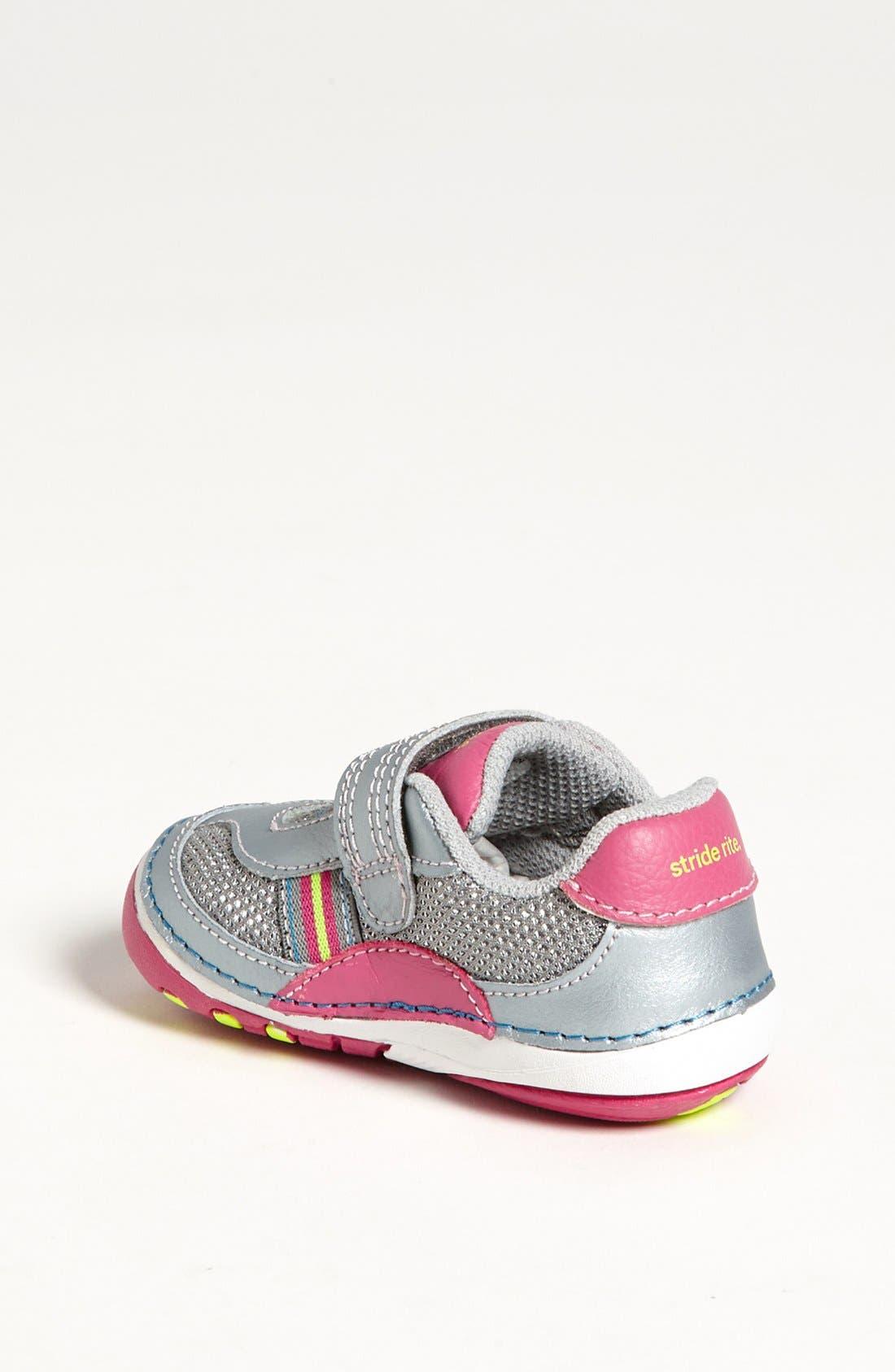 Alternate Image 2  - Stride Rite 'Aldrin' Sneaker (Baby & Walker)