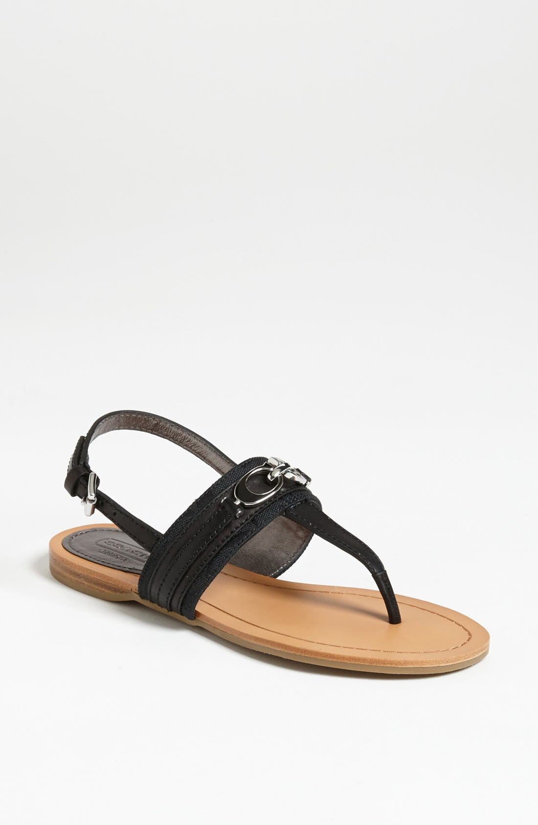 Alternate Image 1 Selected - COACH 'Sammy' Sandal