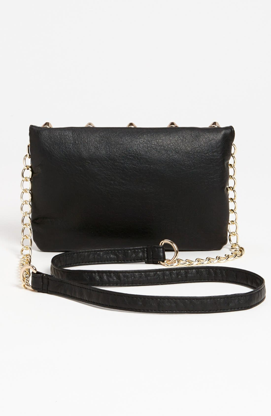 Alternate Image 3  - Under One Sky Studded Crossbody Bag (Juniors)