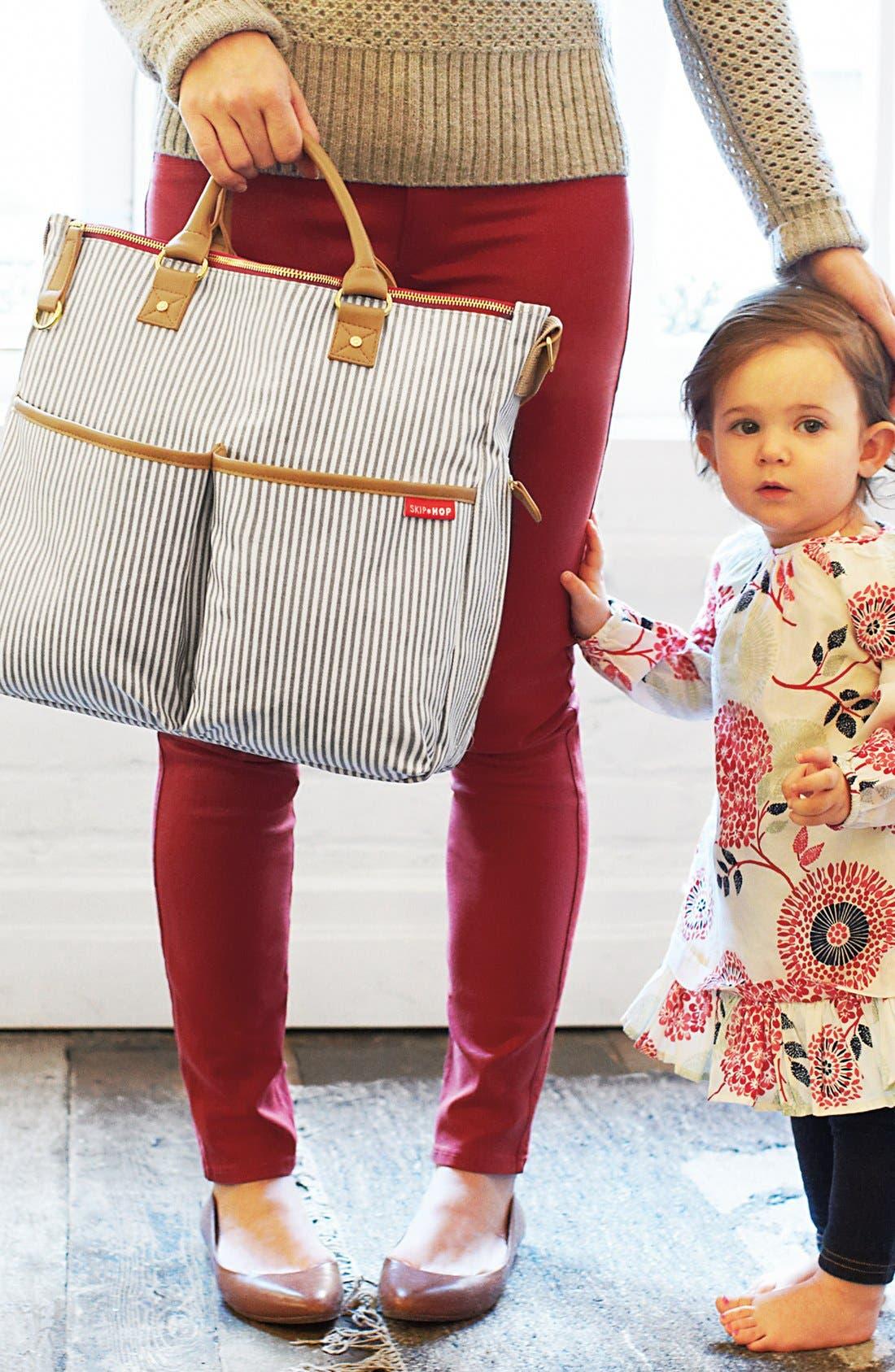 Alternate Image 3  - Skip Hop 'Duo' Diaper Bag