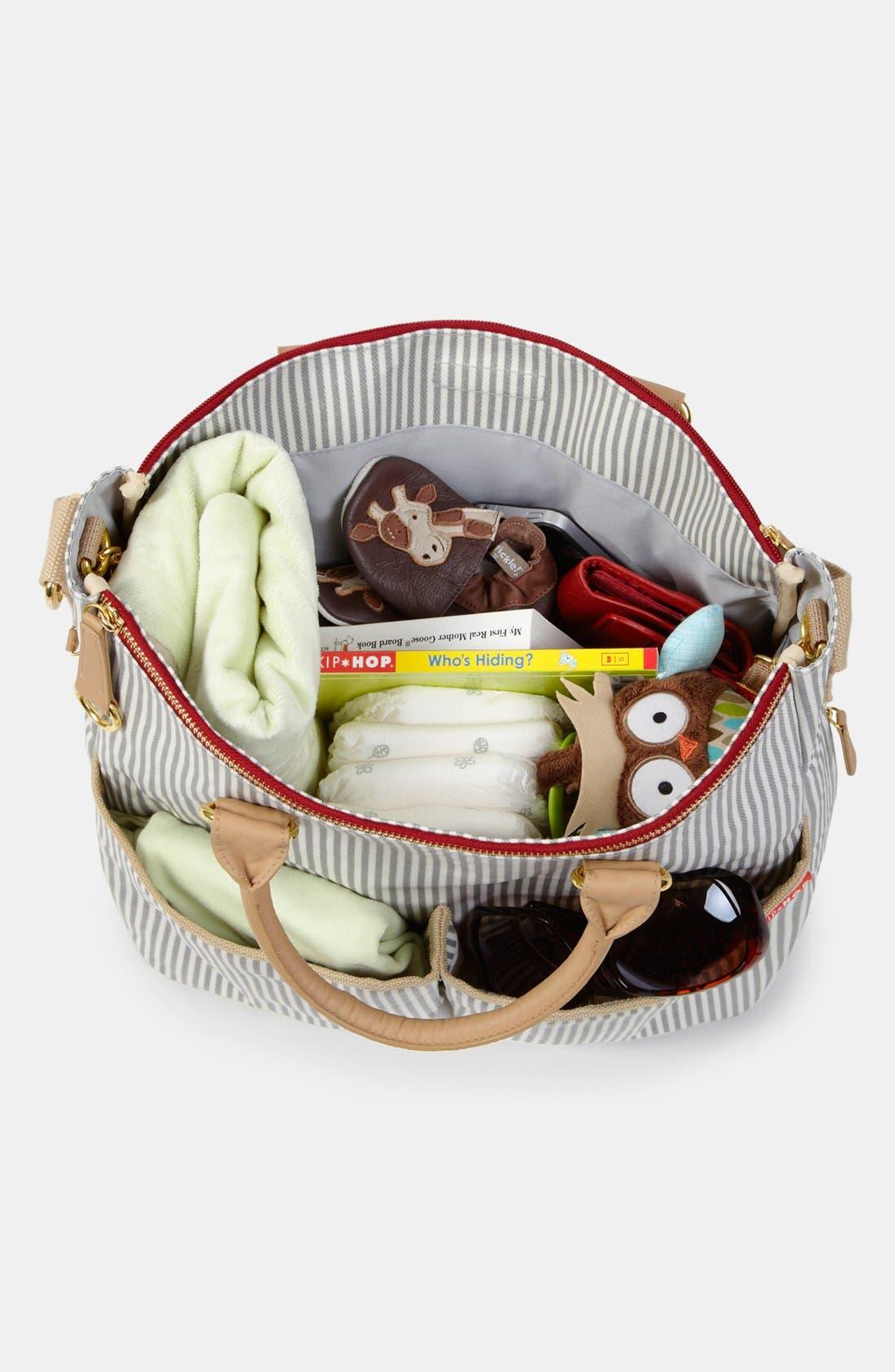 Alternate Image 6  - Skip Hop 'Duo' Diaper Bag