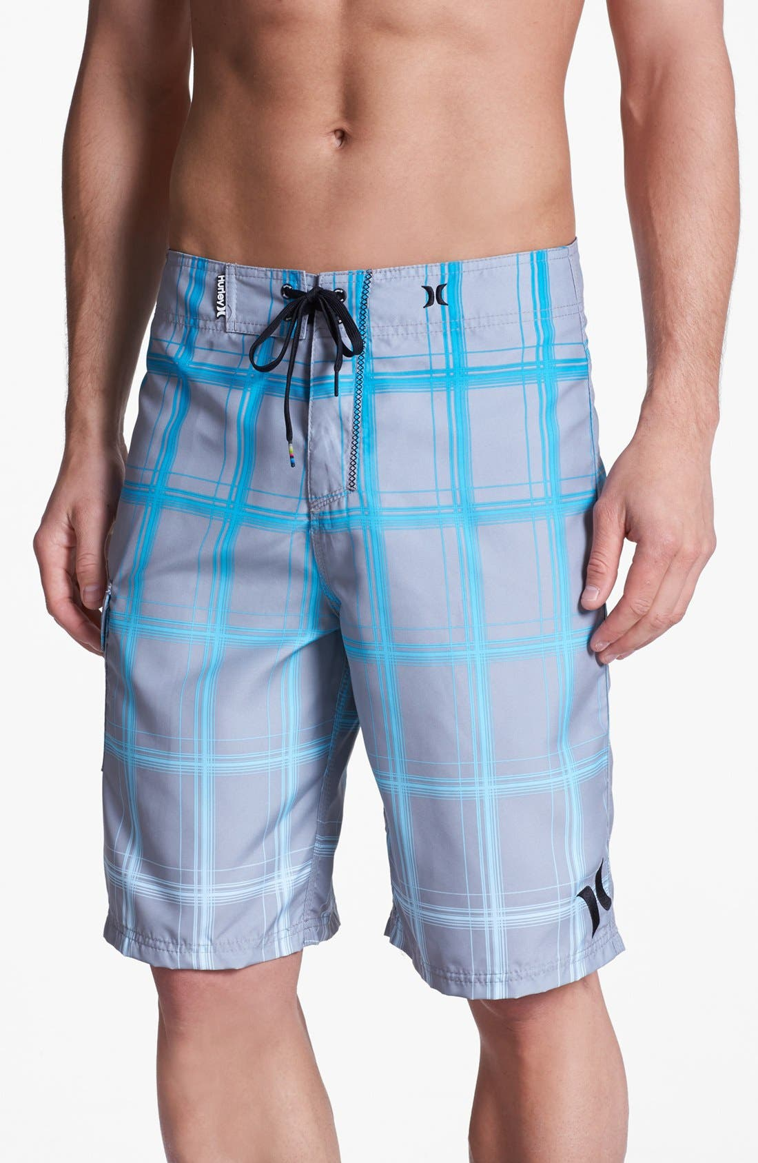 Alternate Image 1 Selected - Hurley 'Puerto Rico' Board Shorts