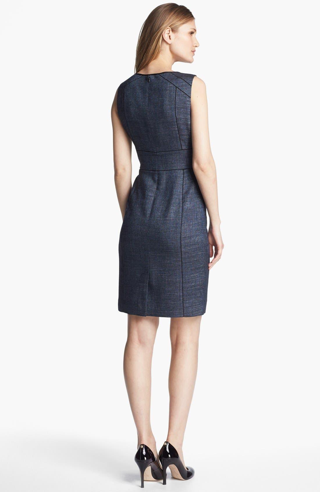 Alternate Image 2  - Classiques Entier® 'Rachel Weave' Dress