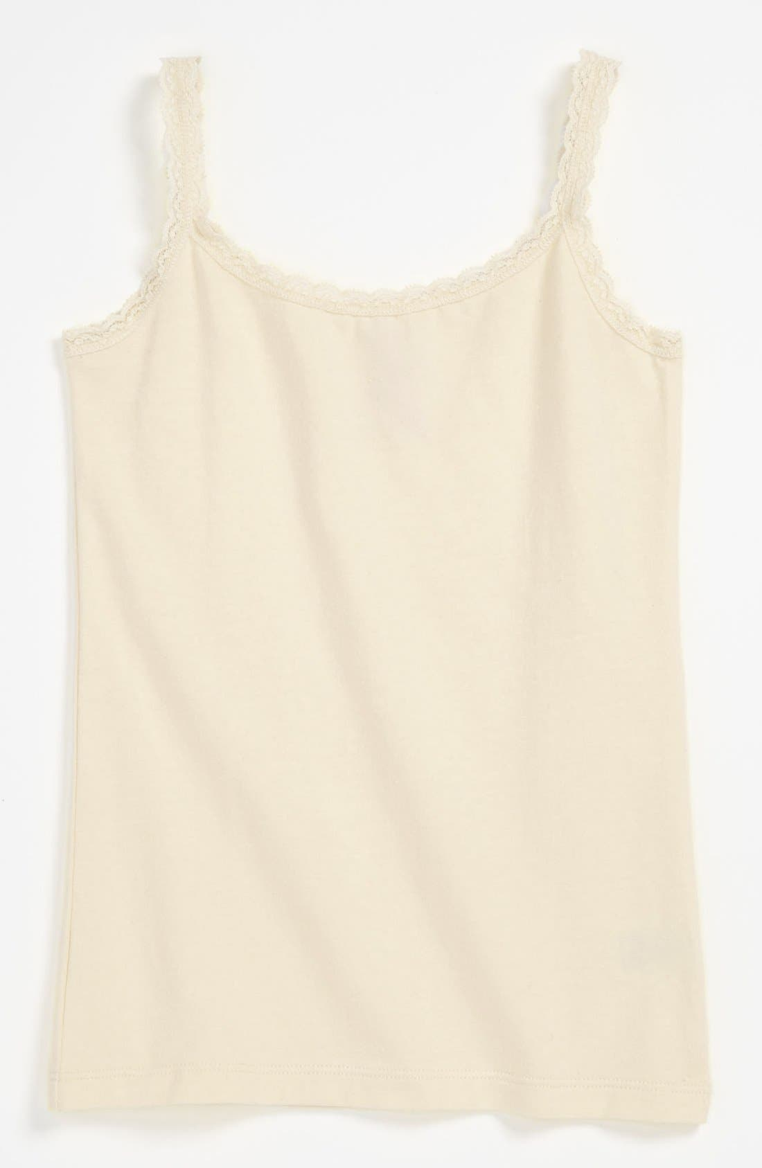 Main Image - Ruby & Bloom 'Rose' Tank Top (Little Girls)