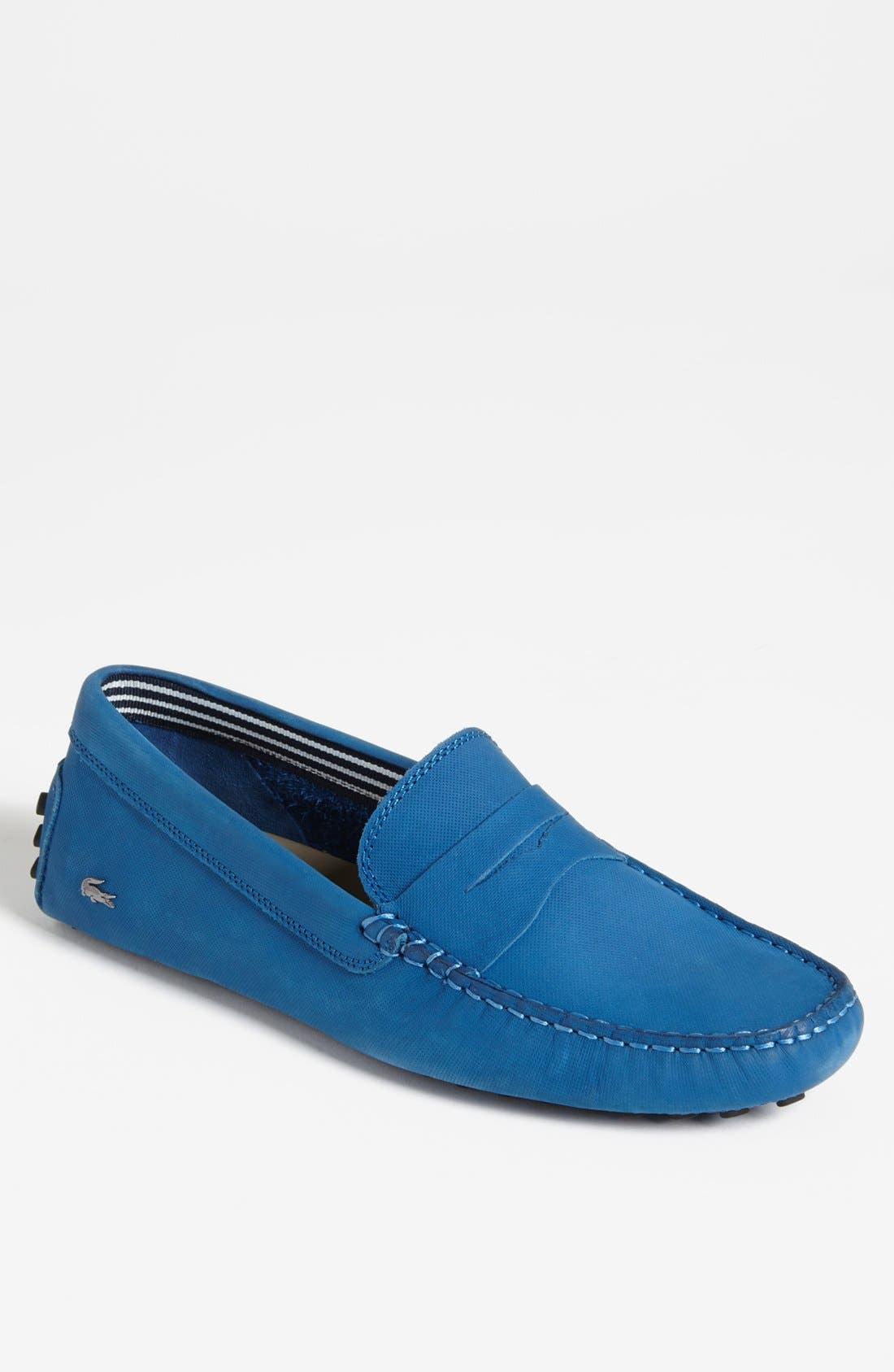 Main Image - Lacoste 'Concours 8' Driving Shoe