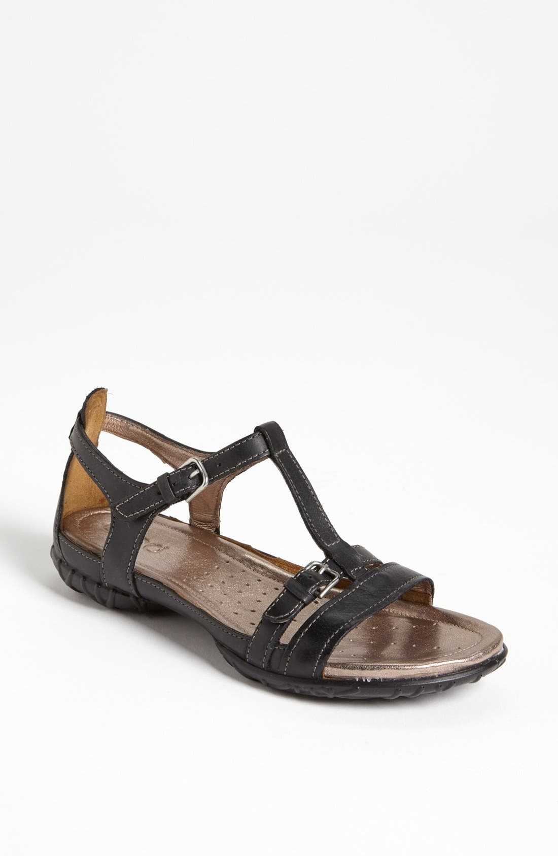 Alternate Image 1 Selected - ECCO 'Groove' Sandal (Special Purchase)