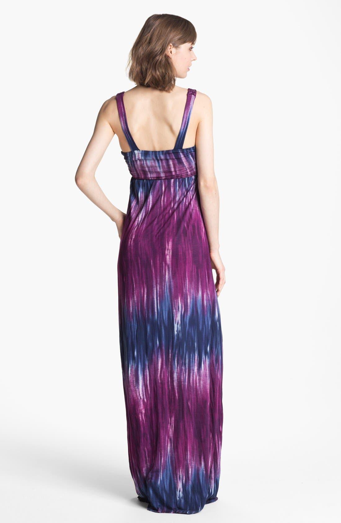 Alternate Image 2  - Felicity & Coco Tie Dye Maxi Dress (Nordstrom Exclusive)
