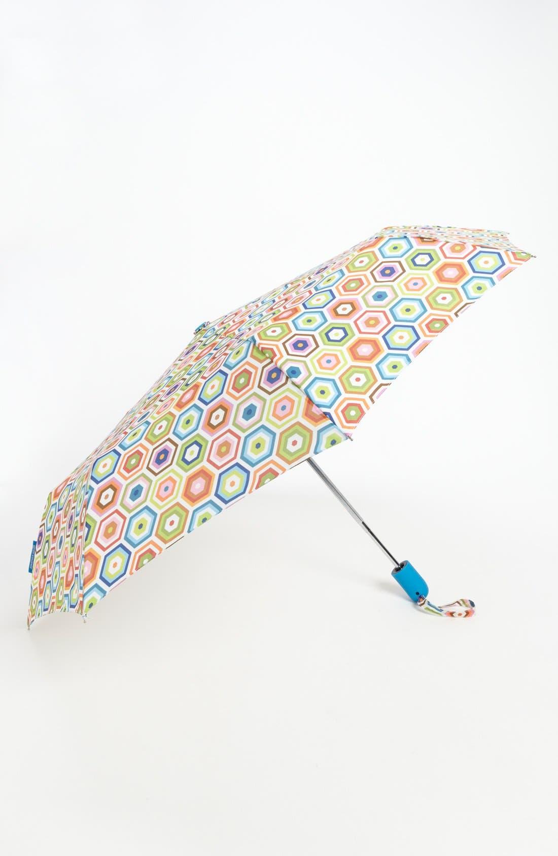 Alternate Image 1 Selected - Jonathan Adler 'Honeycomb' Umbrella