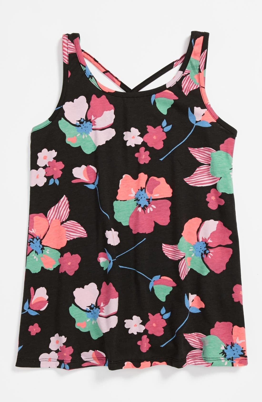 Alternate Image 1 Selected - 'Perfect' Tank Top (Big Girls)