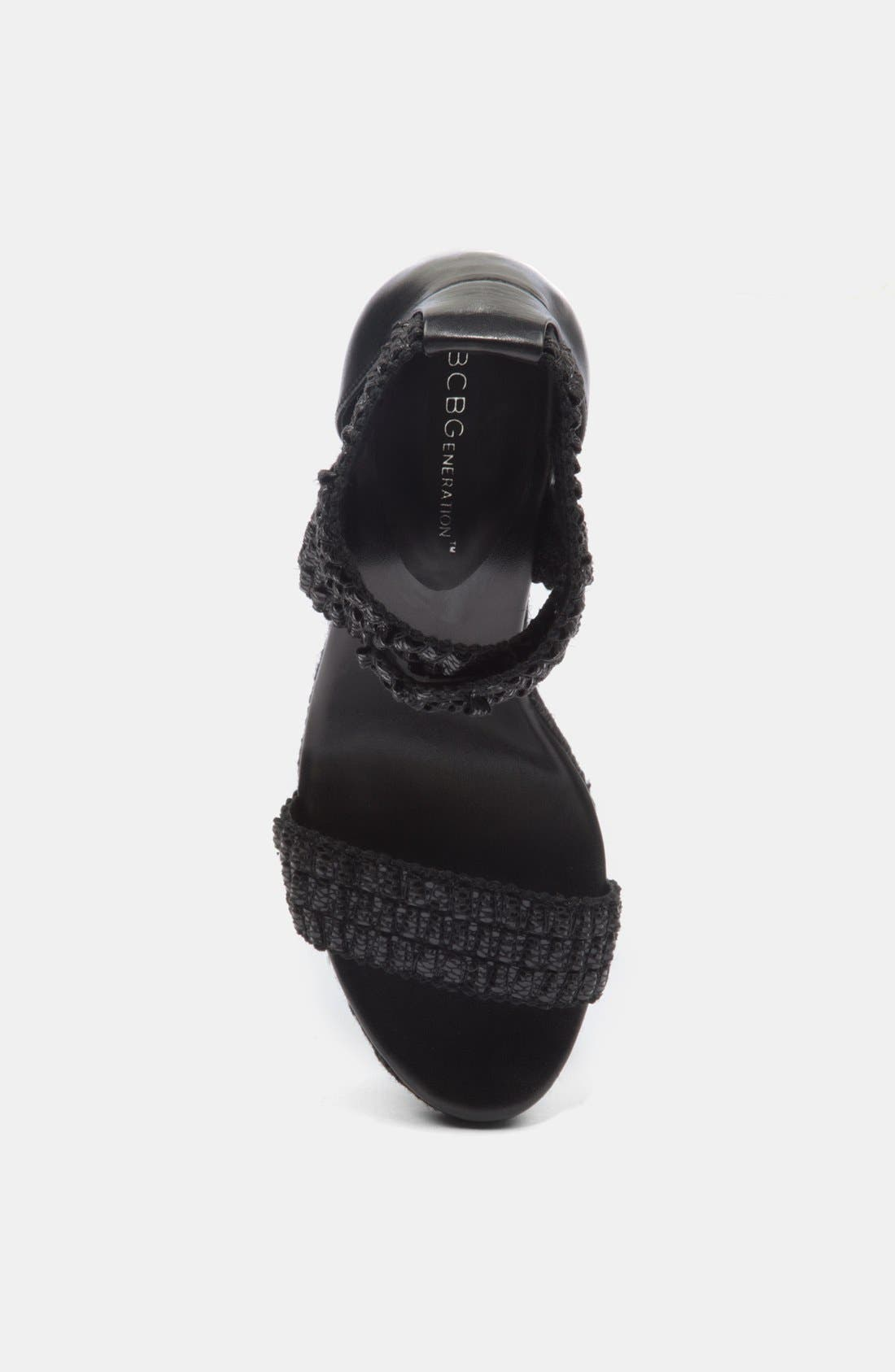 Alternate Image 3  - BCBGeneration 'Barca' Sandal