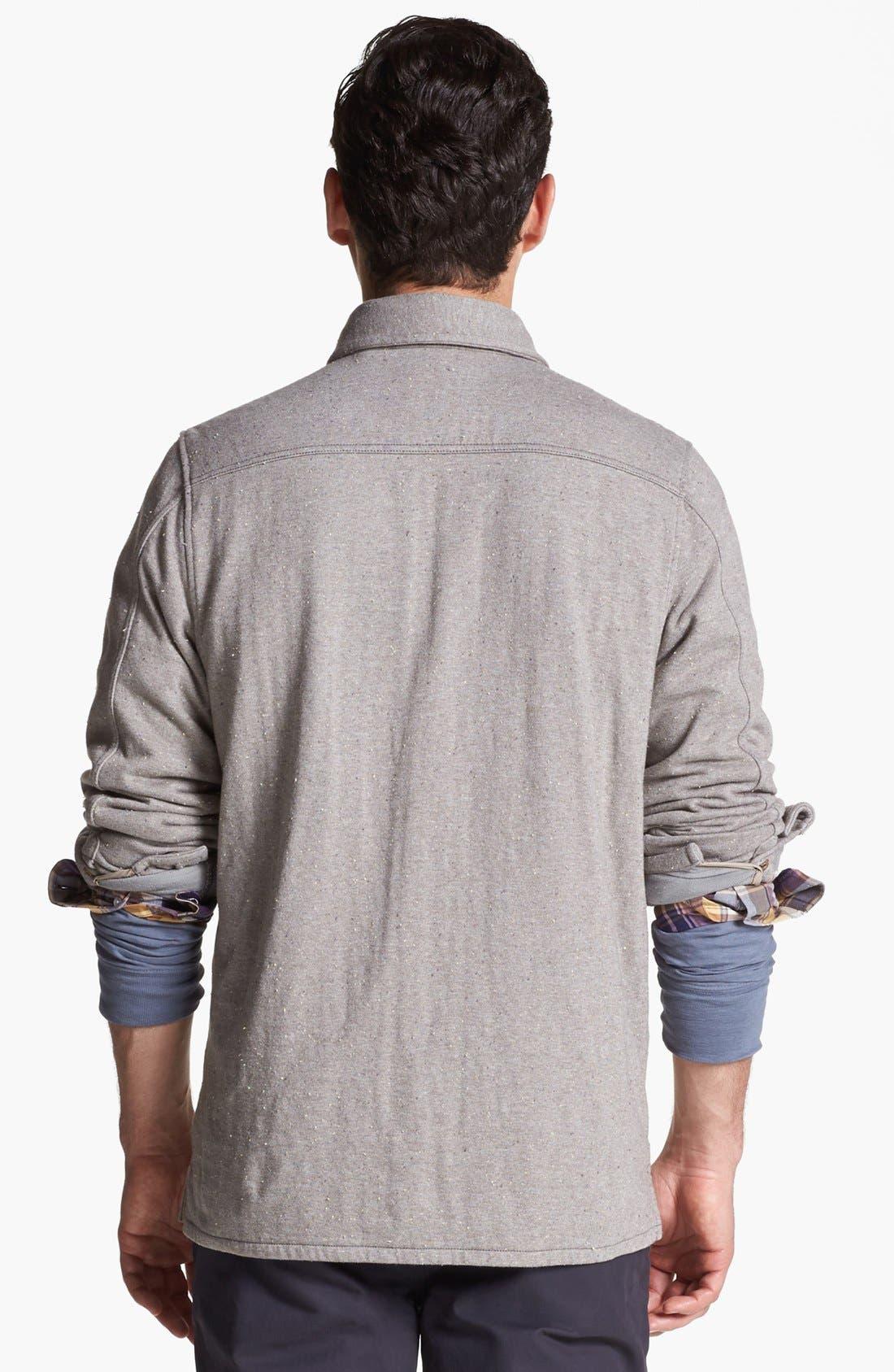 Alternate Image 2  - Tommy Bahama Denim 'Power Nep' Knit Jacket
