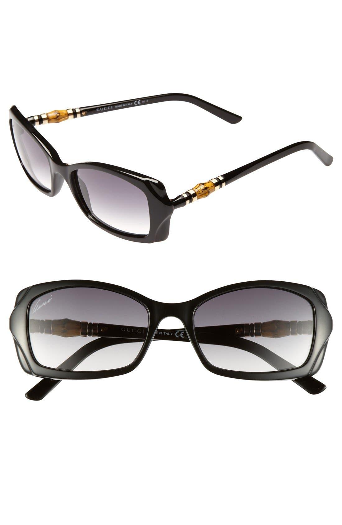 Main Image - Gucci 52mm Sunglasses