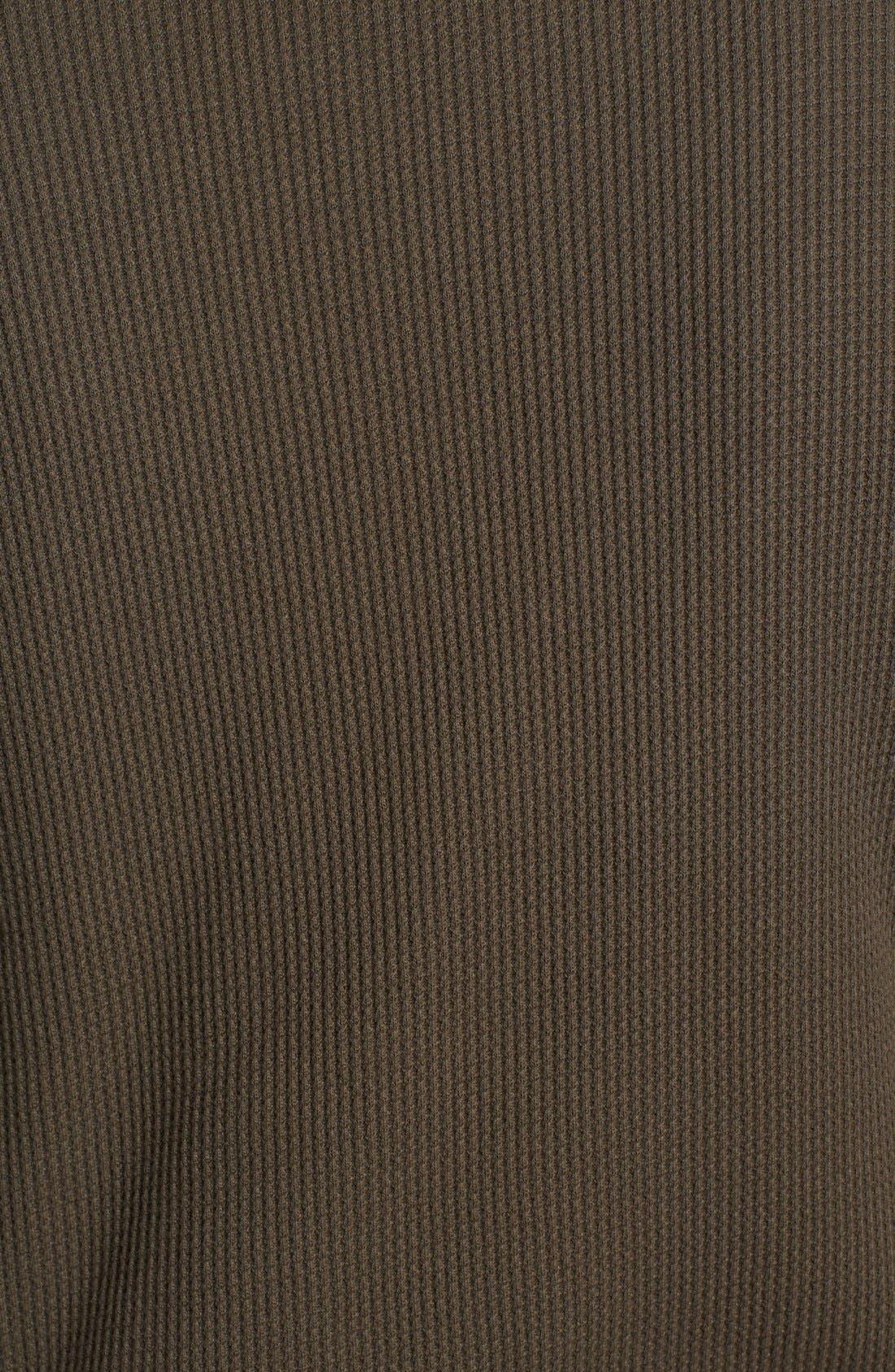 Alternate Image 3  - Vince Waffle Knit Hoodie