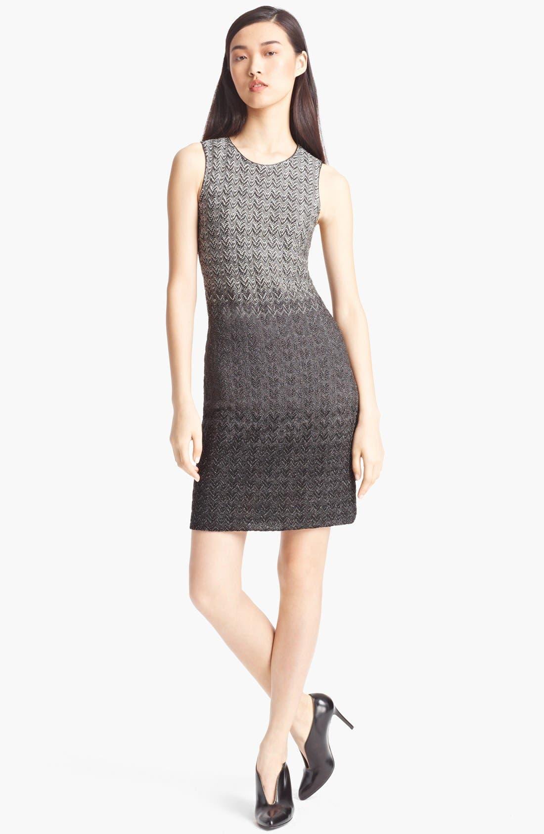 Alternate Image 1 Selected - Missoni Dégradé Dress