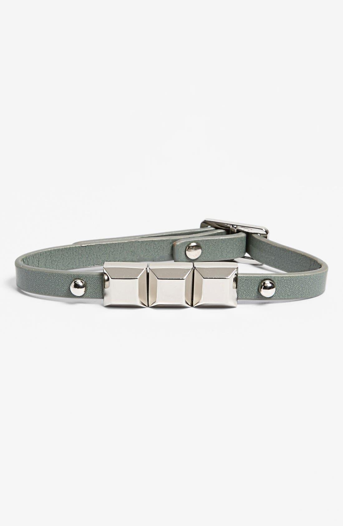 Alternate Image 1 Selected - BCBGeneration 'Square Charm' Bracelet