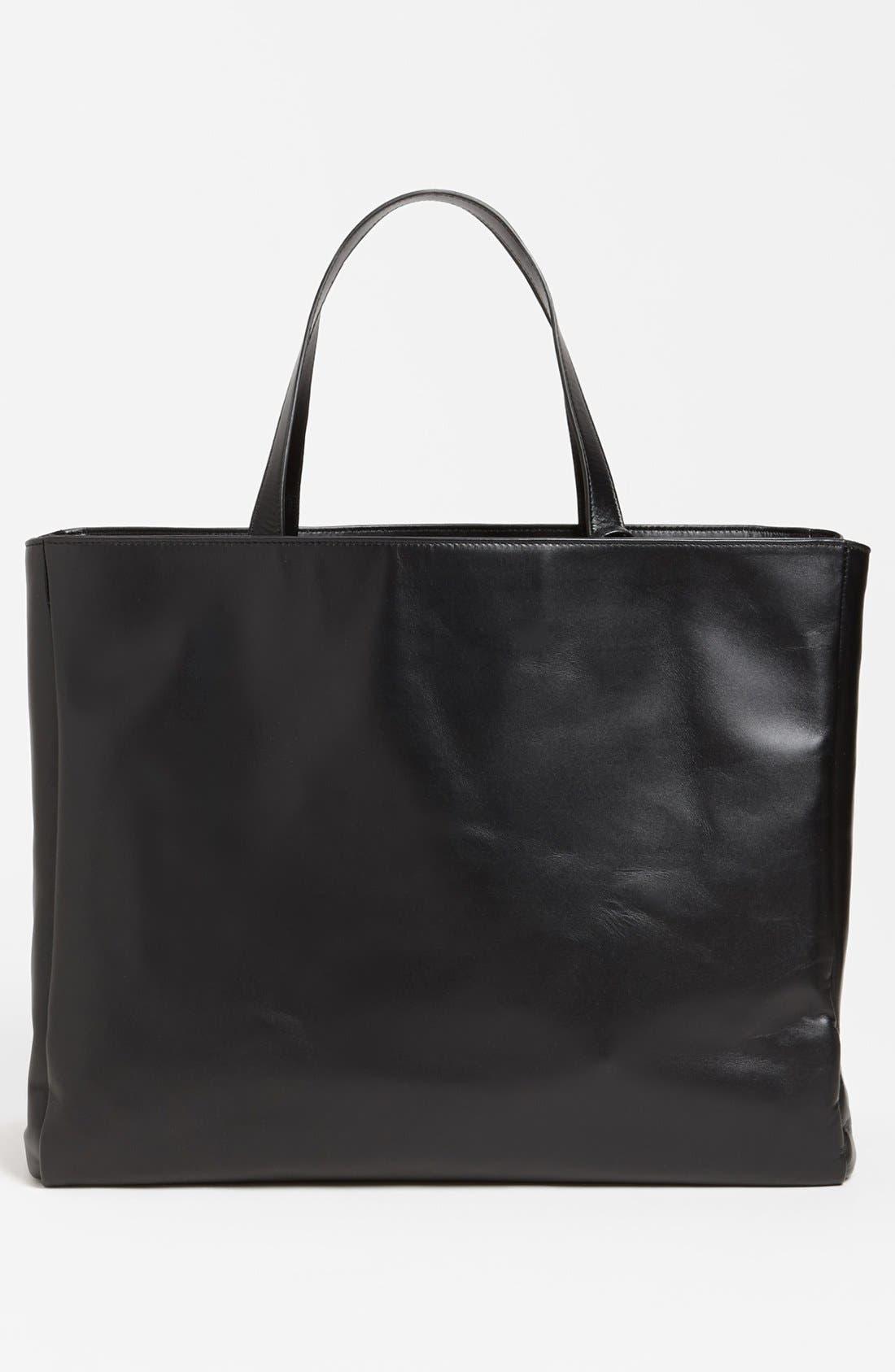 Alternate Image 4  - Saint Laurent Leather Tote, Large