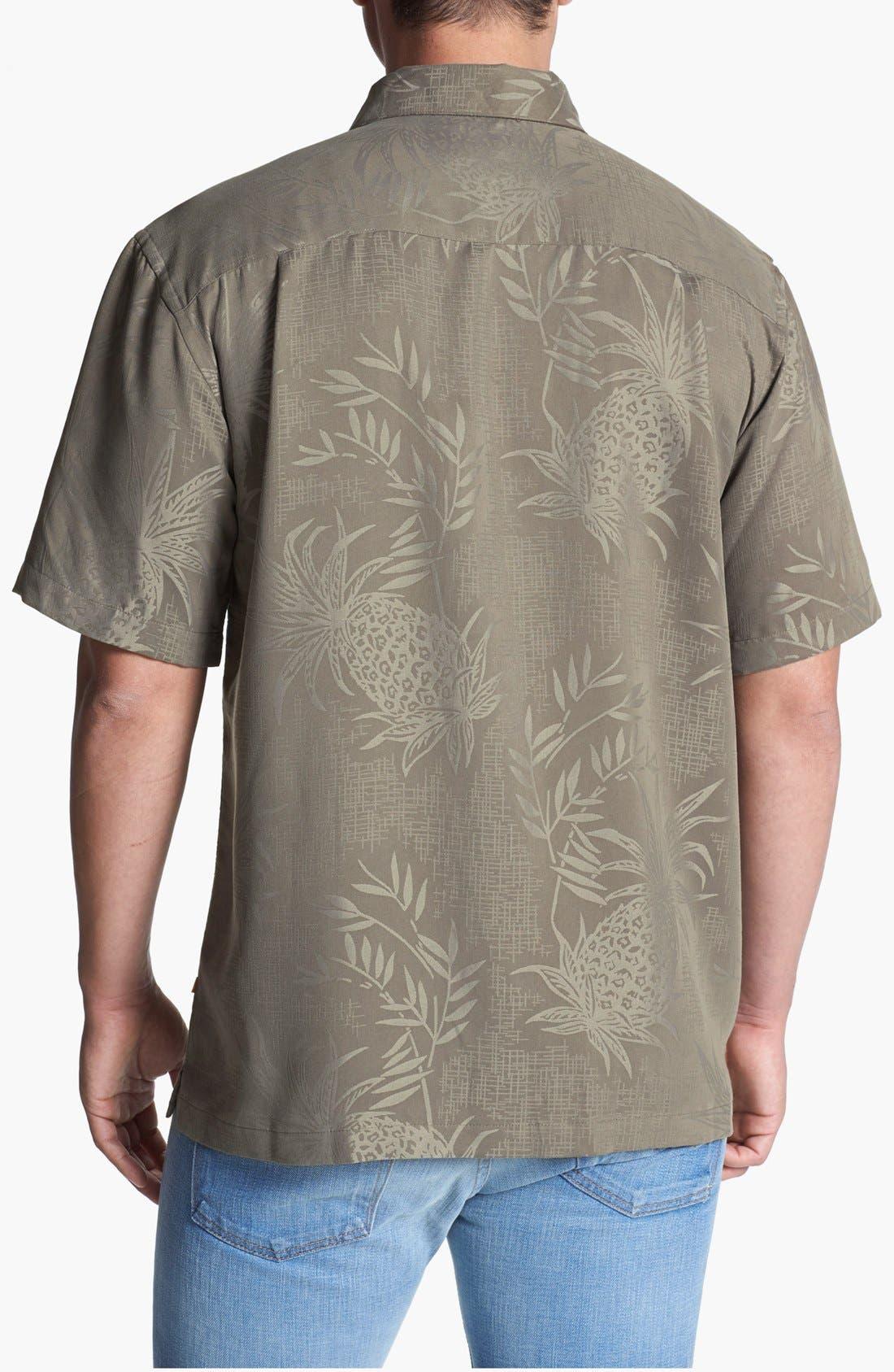 Alternate Image 2  - Quiksilver Waterman 'Panui Cove' Campshirt
