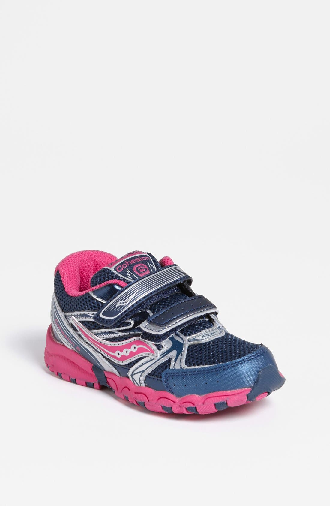 Main Image - Saucony 'Cohesion' Sneaker (Baby, Walker & Toddler)