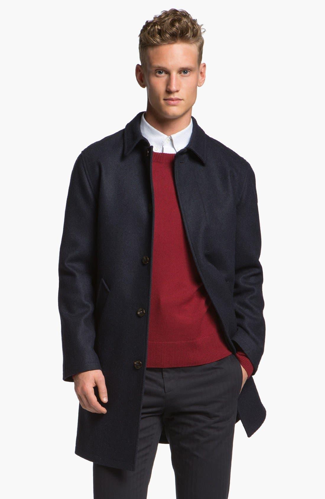 Alternate Image 1 Selected - A.P.C. Mac Trench Coat