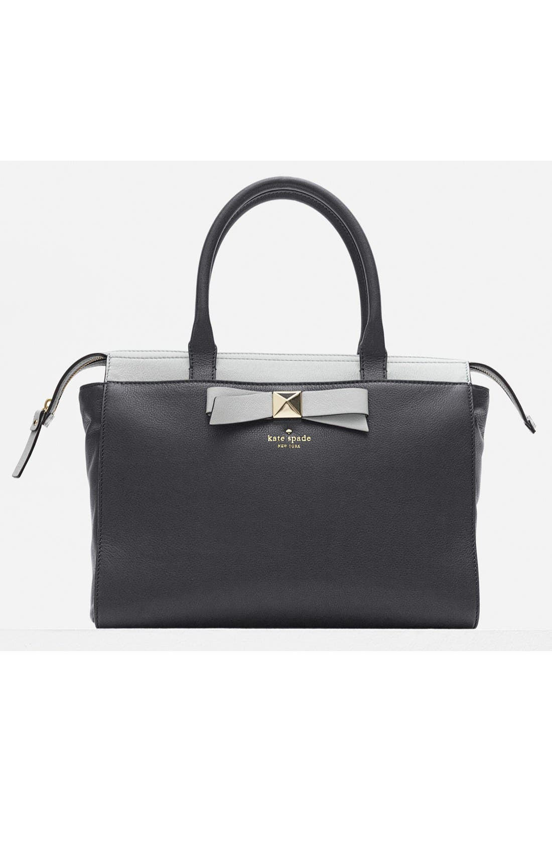 Alternate Image 5  - kate spade new york 'hancock park - jeanne' leather satchel, medium