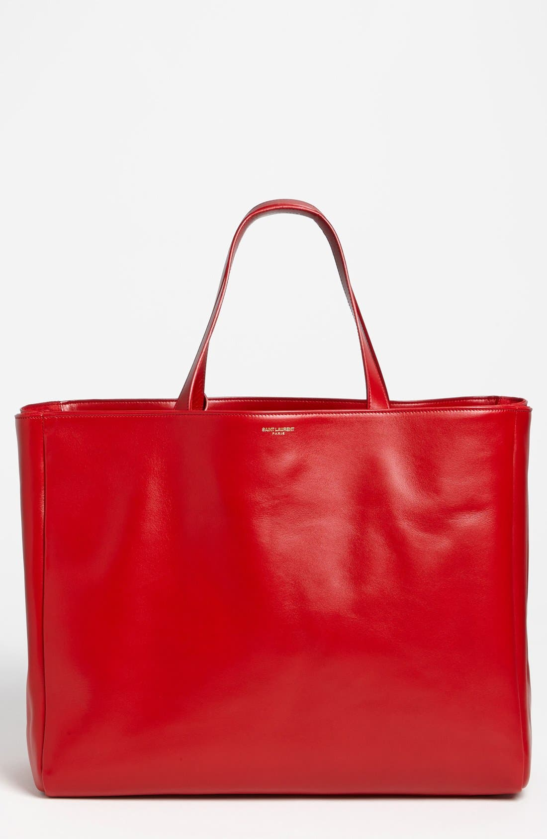Alternate Image 1 Selected - Saint Laurent Leather Tote, Large