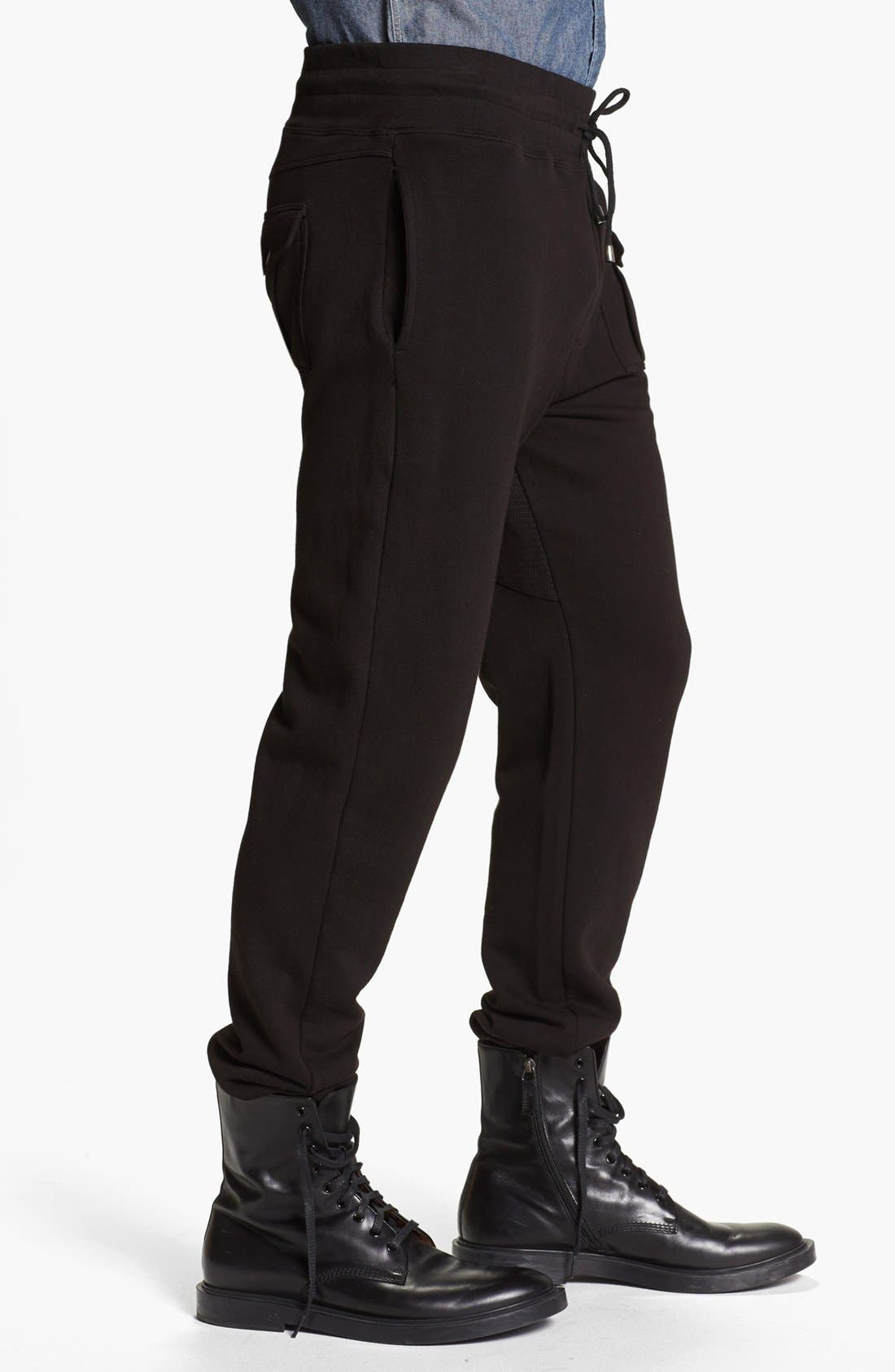 Alternate Image 3  - Michael Bastian Sweatpants