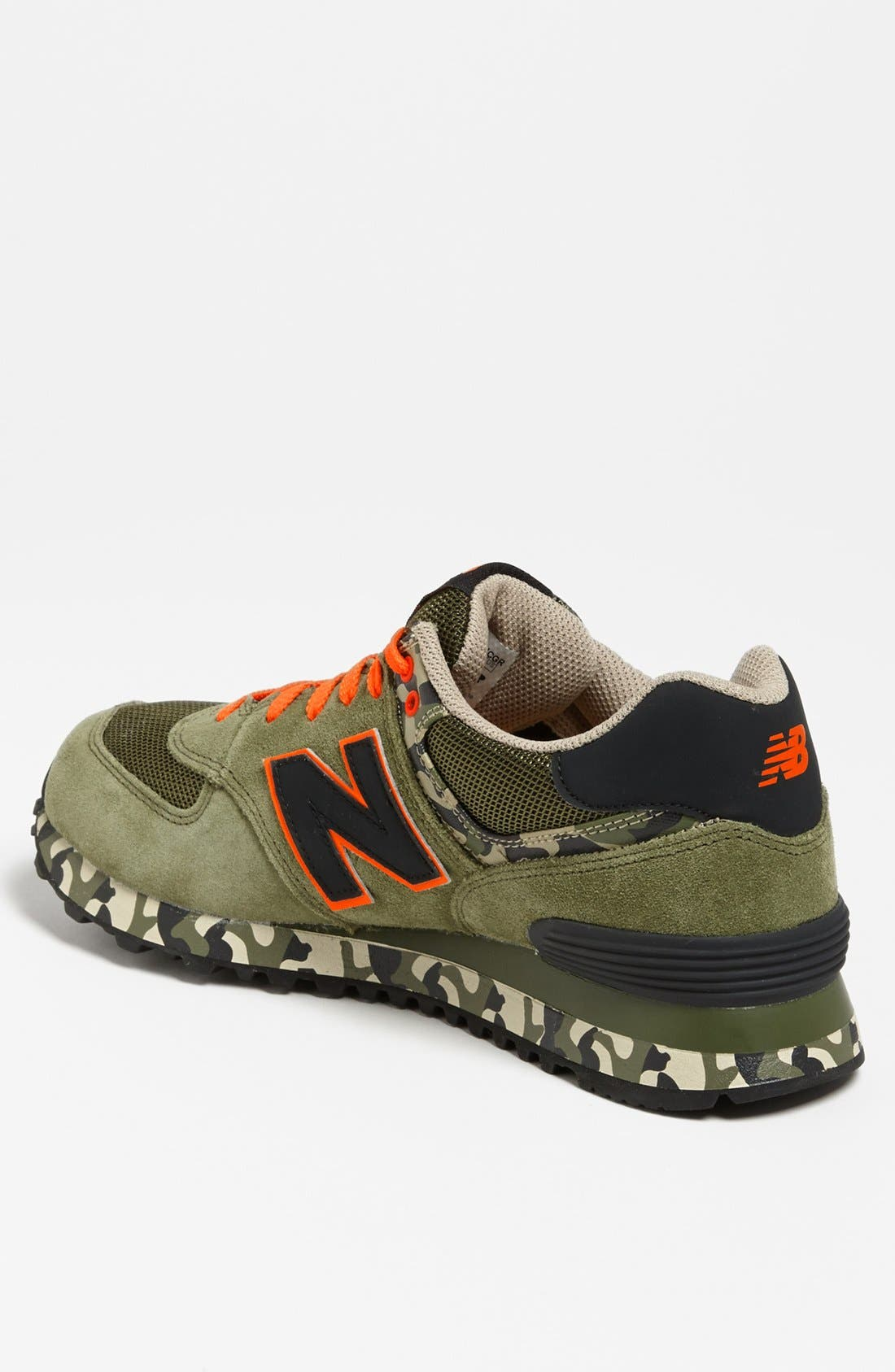 Alternate Image 2  - New Balance '574 Camo' Sneaker (Men)