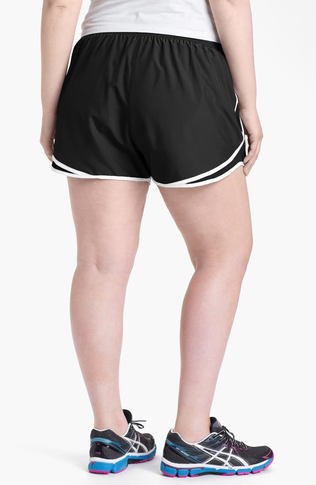 Alternate Image 2  - Nike 'Tempo' Track Shorts (Plus Size) (Online Only)
