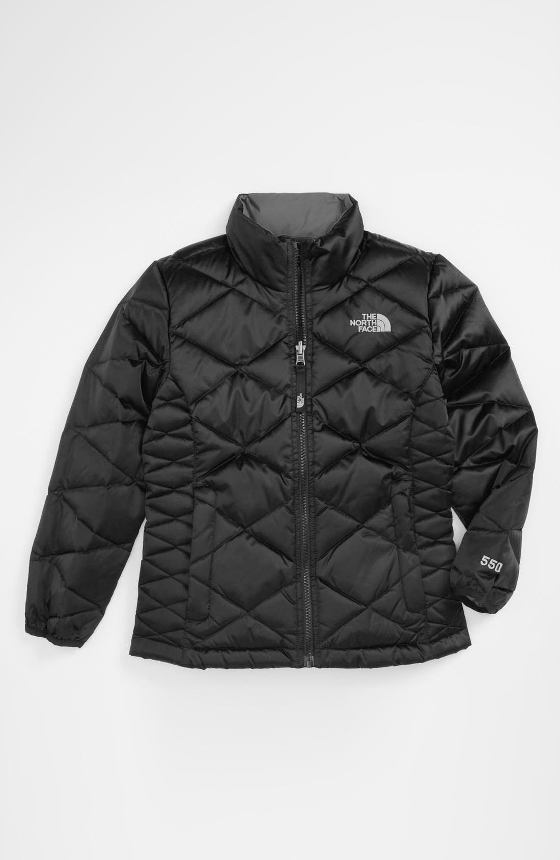 Alternate Image 1 Selected - The North Face 'Aconcagua' Jacket (Little Girls)