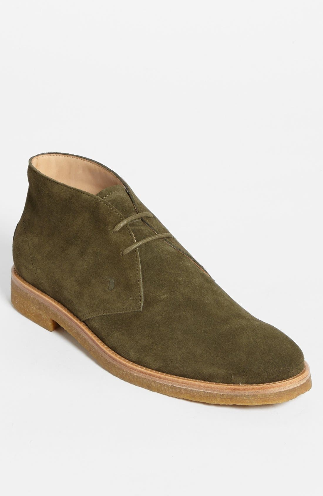 Alternate Image 1 Selected - Tod's Suede Chukka Boot