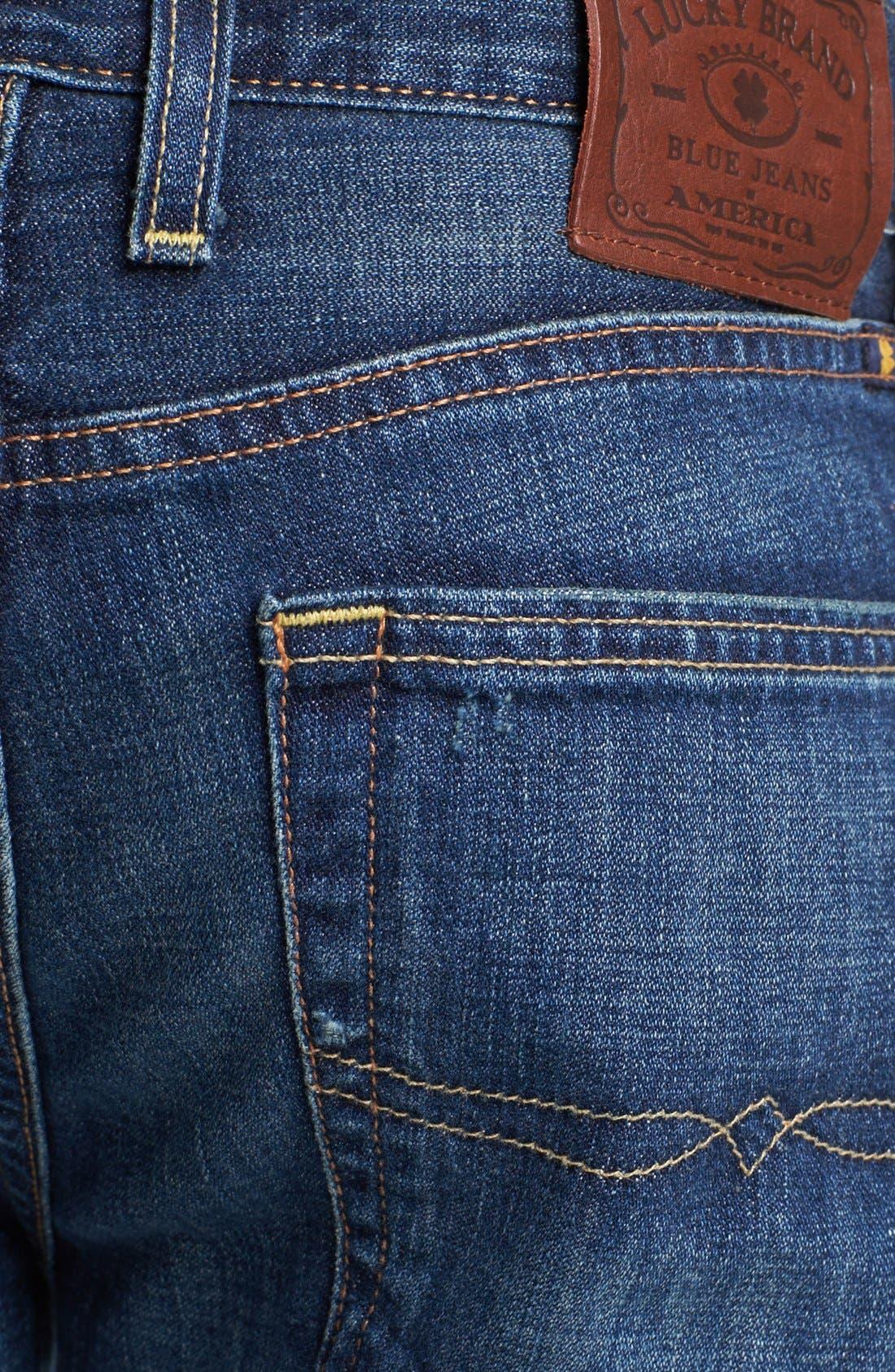 Alternate Image 4  - Lucky Brand '361 Vintage' Straight Leg Jeans