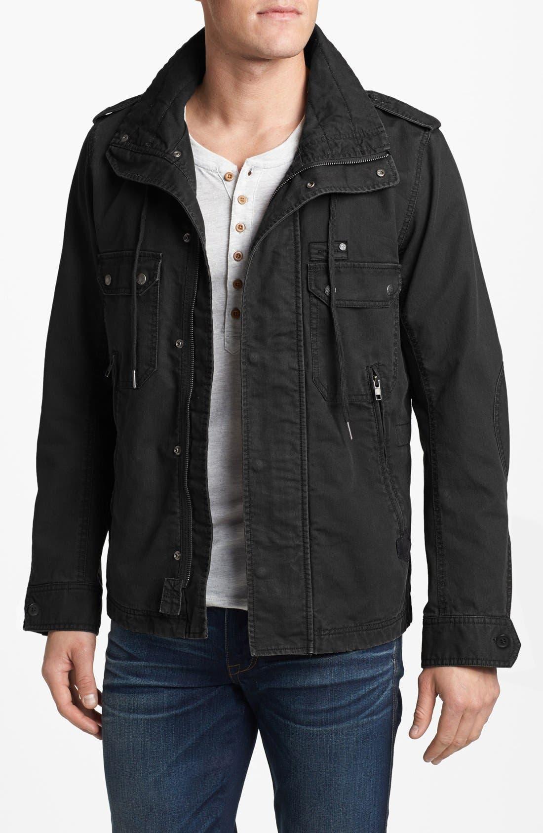 Alternate Image 1 Selected - DIESEL® 'J-Moha' Jacket