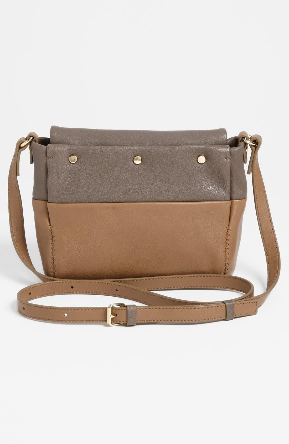 Alternate Image 4  - Lanvin 'For Me' Leather Crossbody Bag