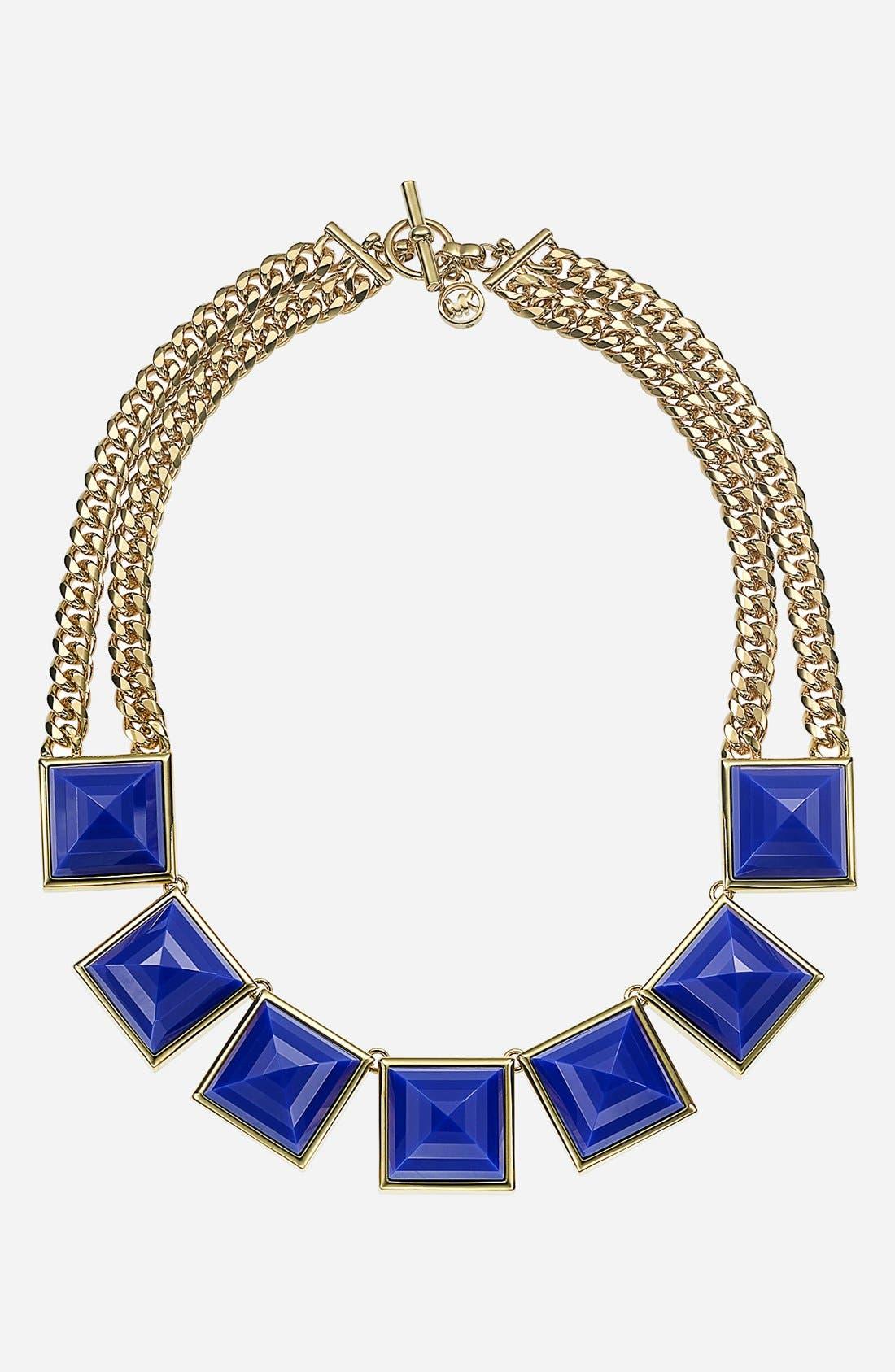 Alternate Image 1 Selected - Michael Kors 'Glam Rock' Collar Necklace