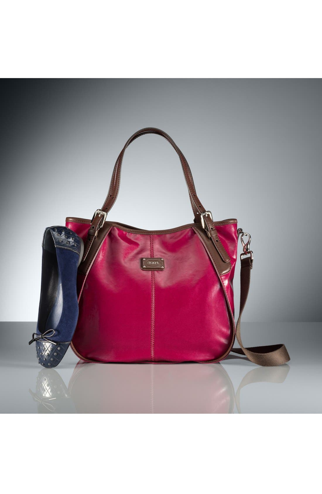 Alternate Image 5  - Tod's 'New G-Line - Sacca Piccola' Tote