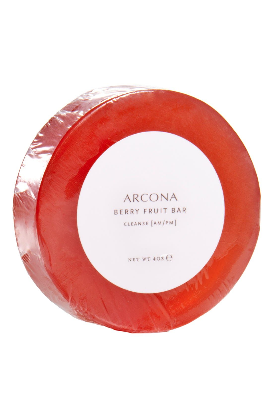 ARCONA Berry Fruit Cleanser Bar Refill