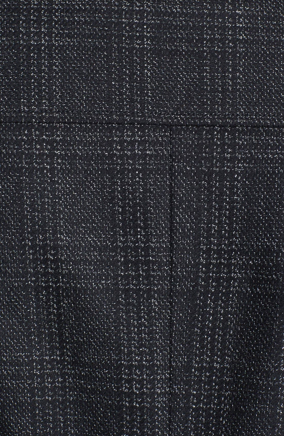 Alternate Image 3  - John Varvatos Star USA Wool Topcoat