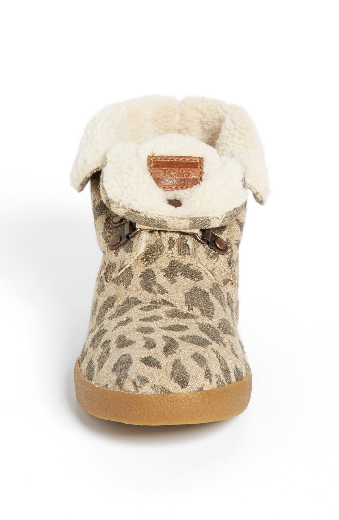 Alternate Image 3  - TOMS 'High Botas' Fleece Boot