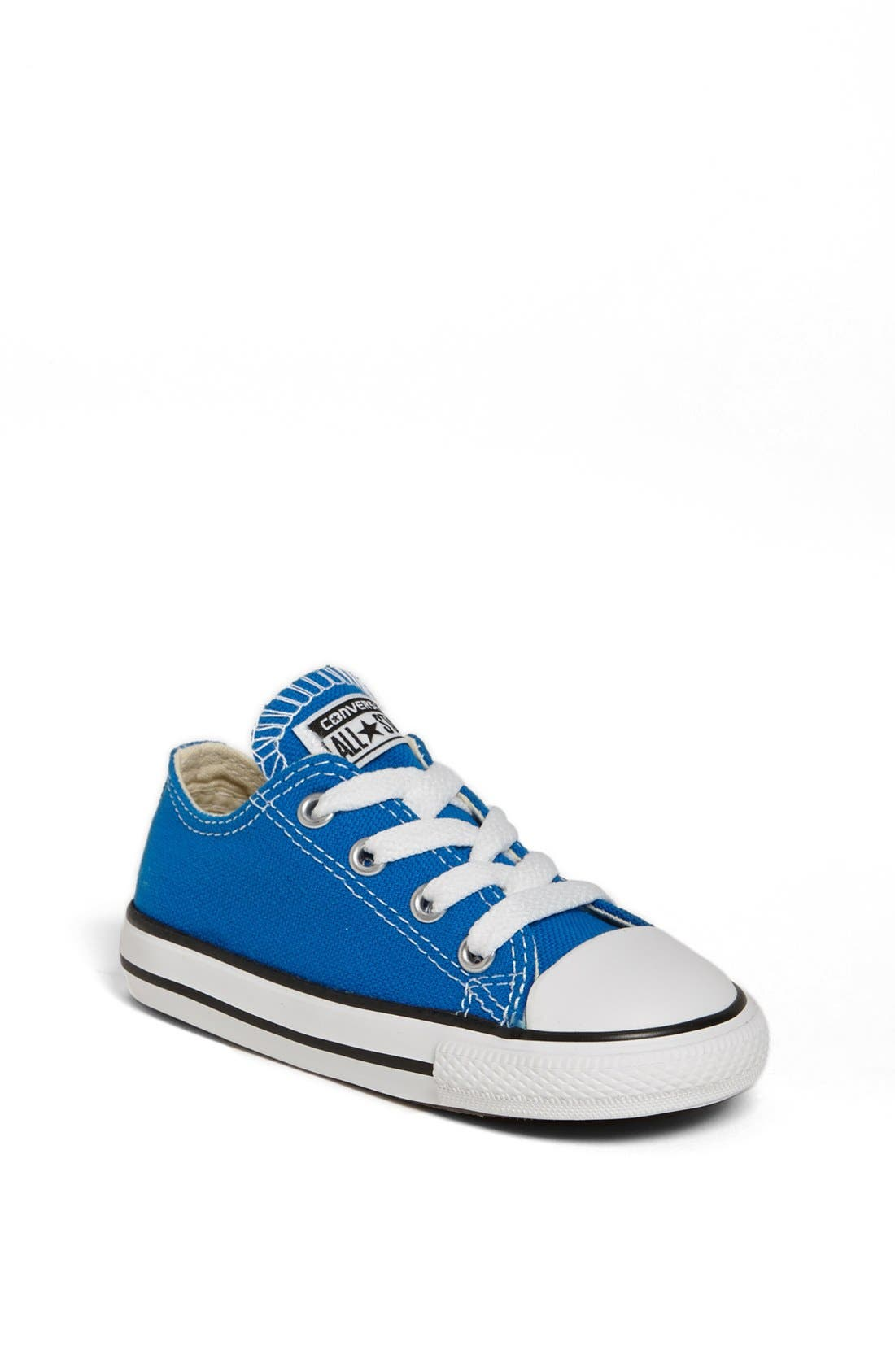 Alternate Image 1 Selected - Converse Chuck Taylor® All Star® Low Top Sneaker (Baby, Walker & Toddler)