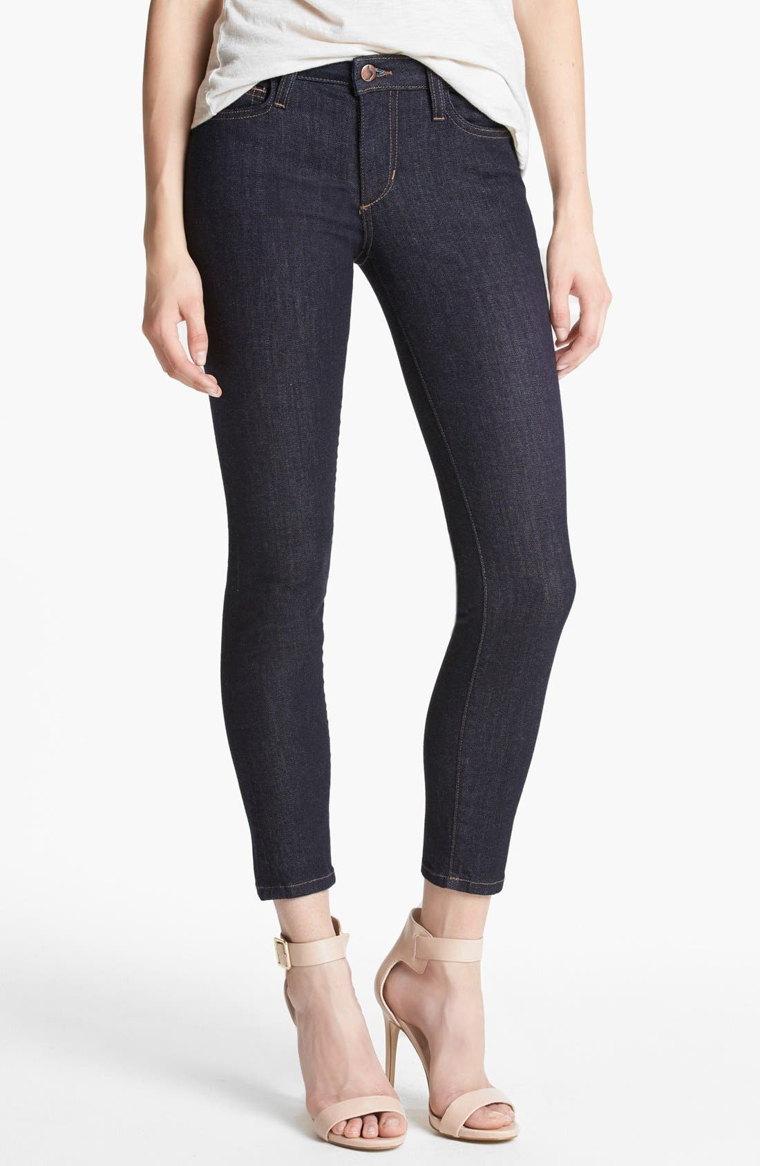 Alternate Image 1 Selected - Joe's Skinny Ankle Jeans (Alice)