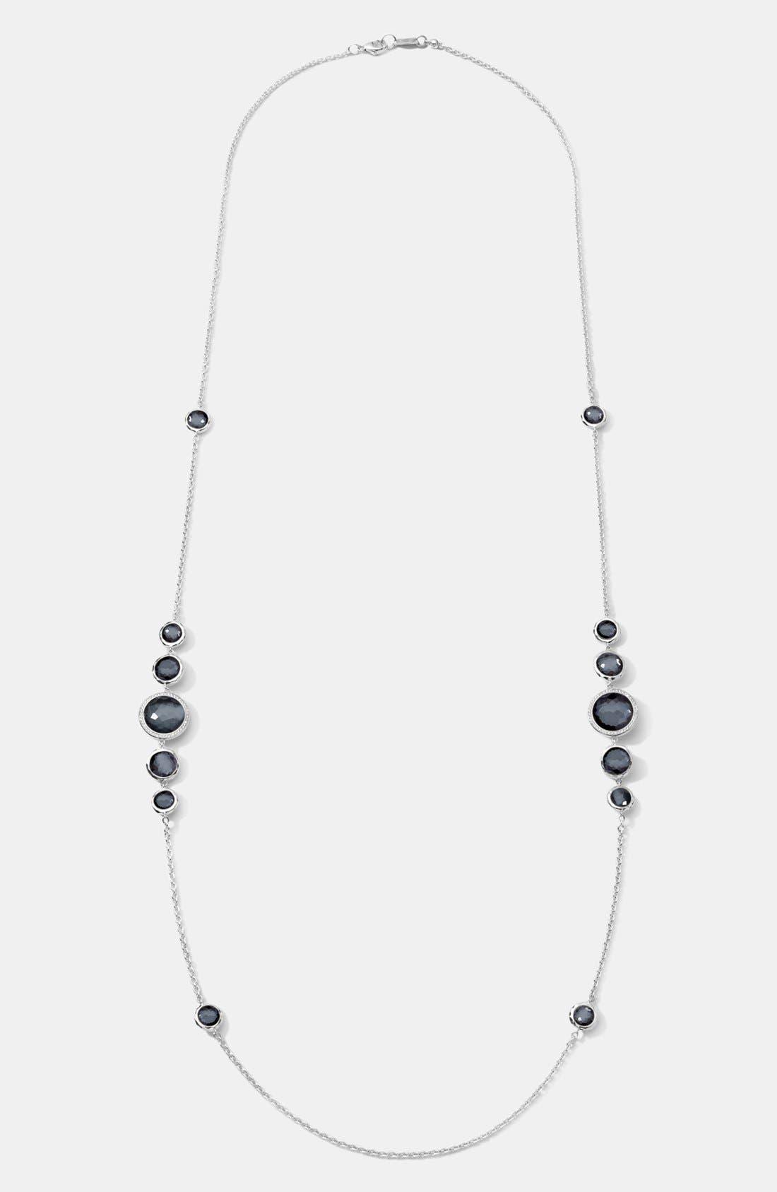 Alternate Image 1 Selected - Ippolita 'Stella' Long Station Necklace