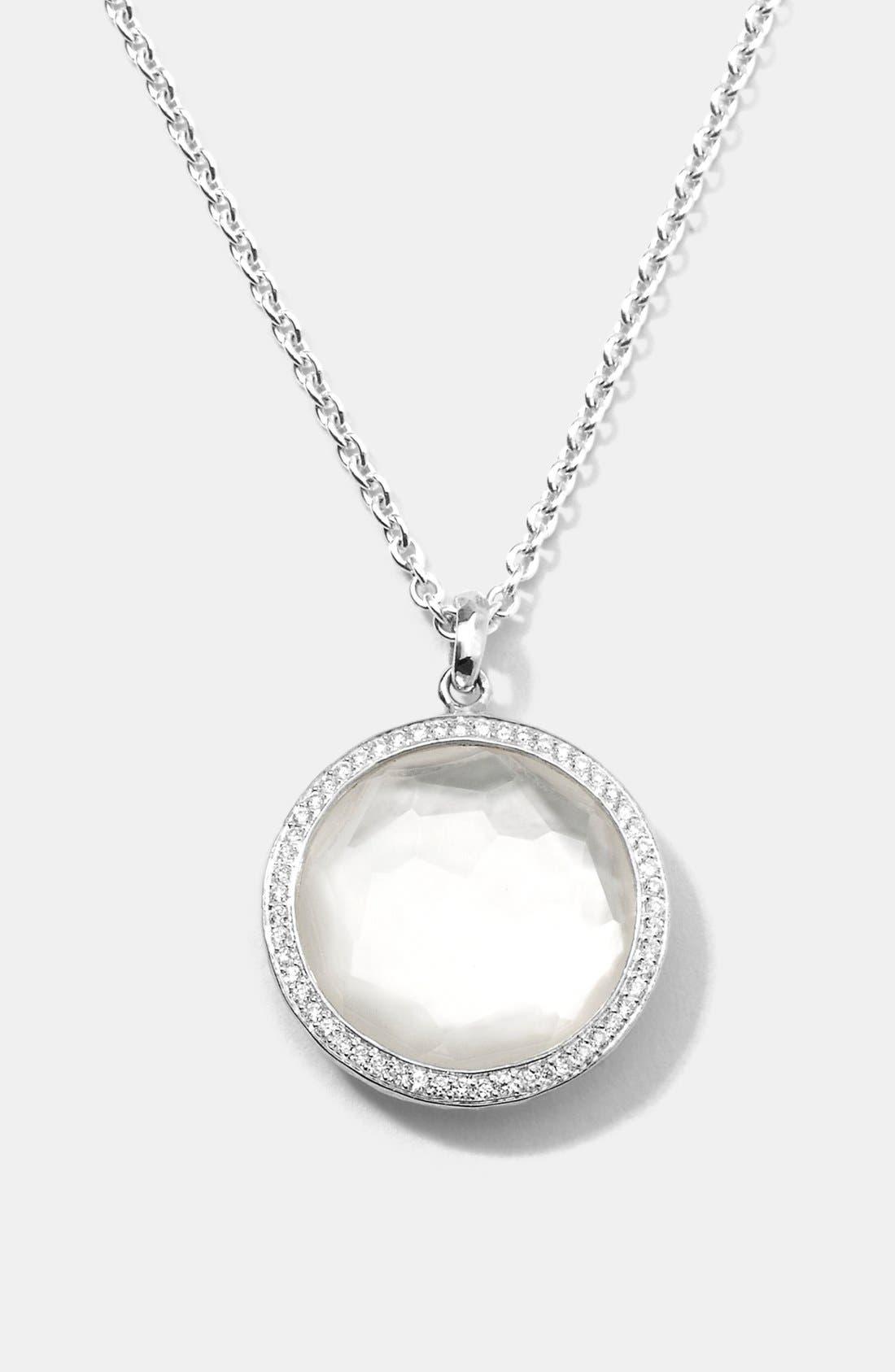Alternate Image 1 Selected - Ippolita 'Stella' Pendant Necklace