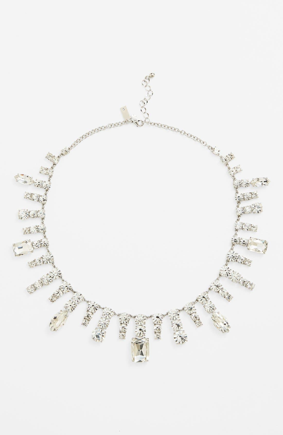 Alternate Image 1 Selected - kate spade new york 'opening night' statement necklace