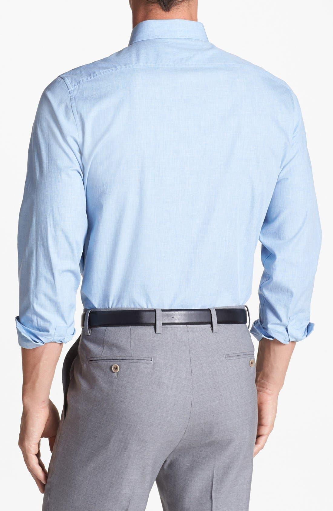 Alternate Image 2  - Michael Kors Regular Fit Sport Shirt