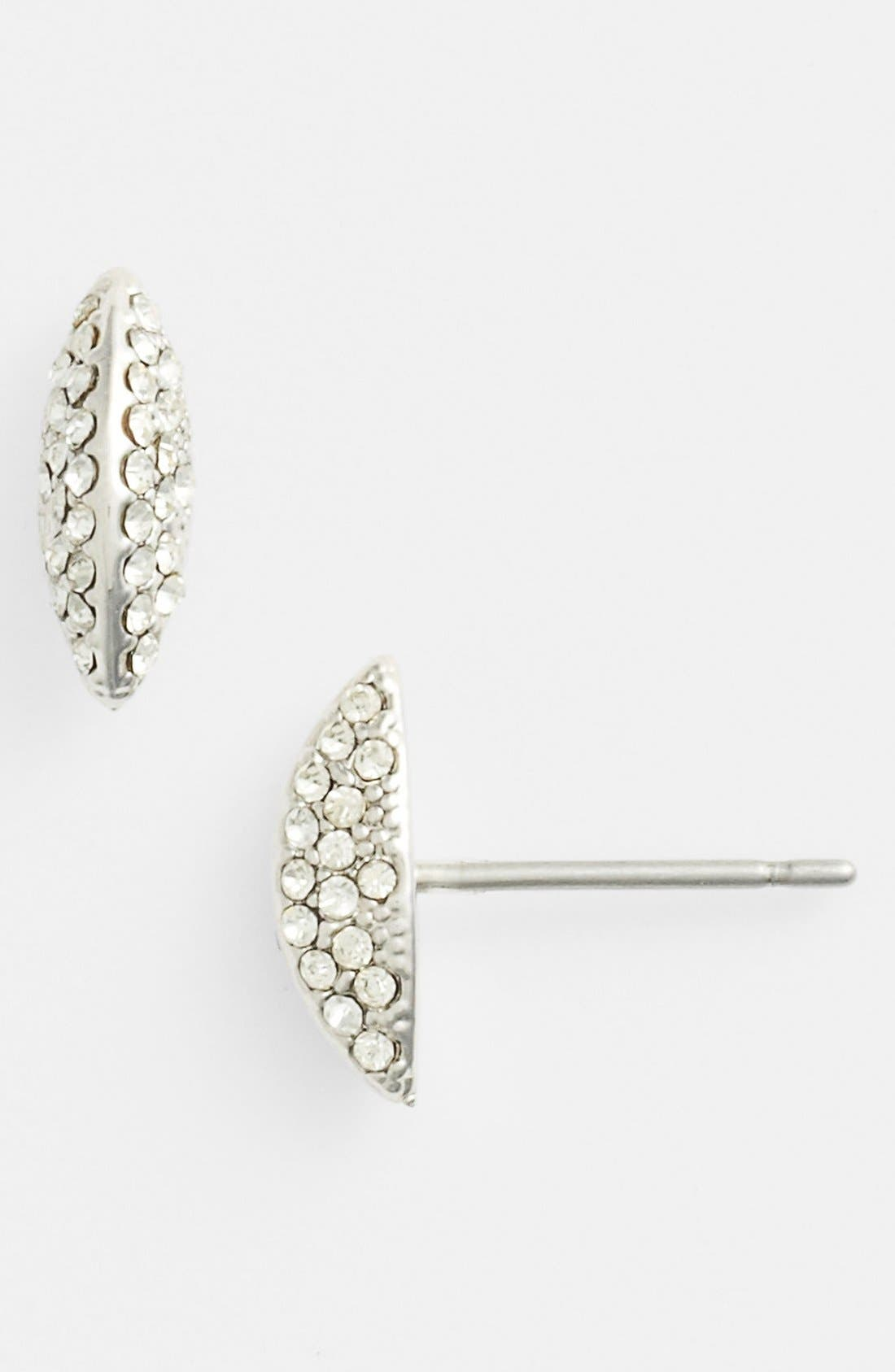 Main Image - Vince Camuto 'By the Horns' Pavé Stud Earrings