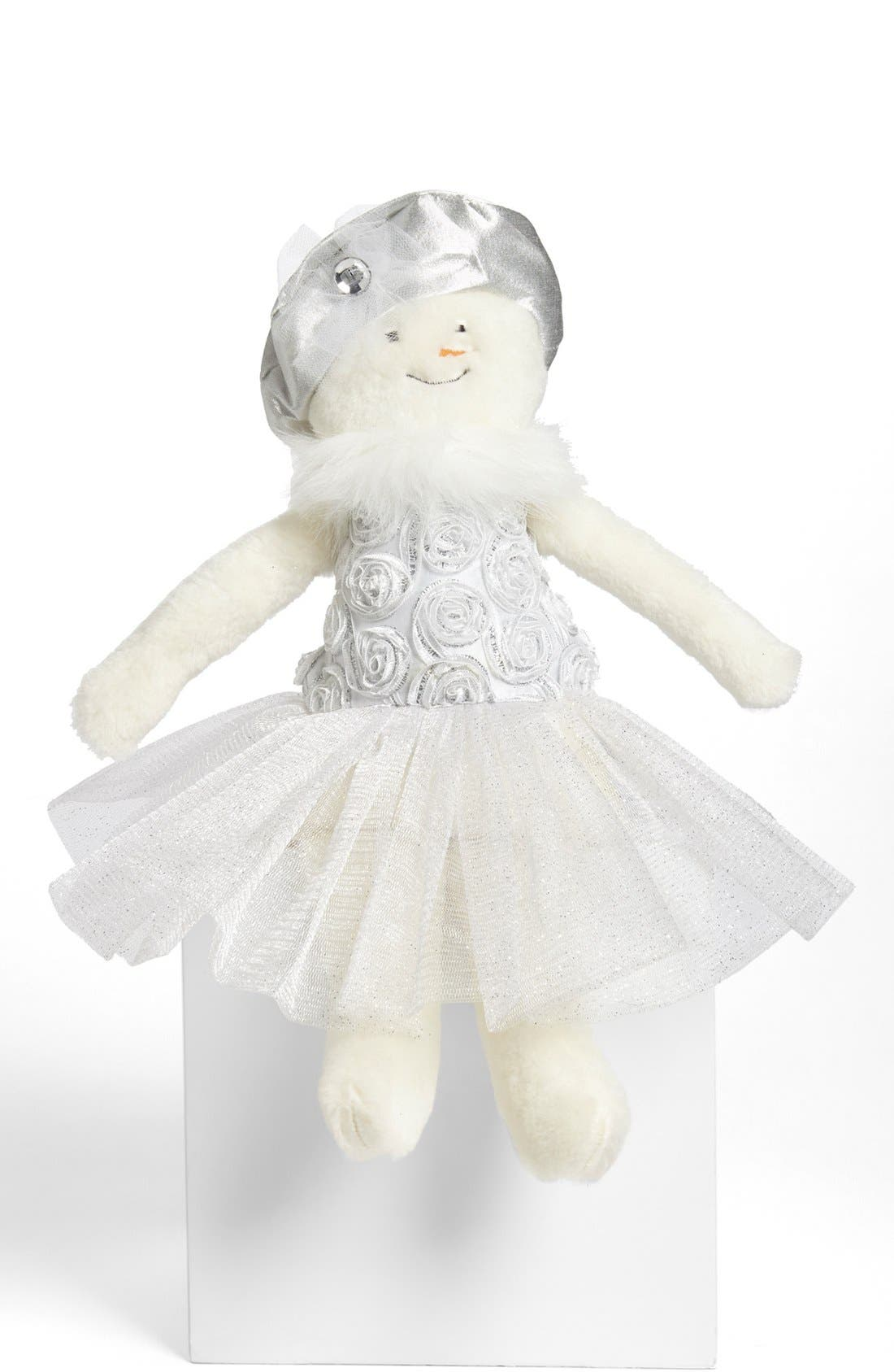 Alternate Image 1 Selected - Woof & Poof 'Party Snowgirl' Doll