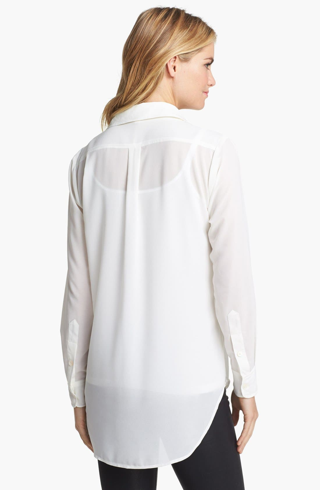 Alternate Image 2  - Two by Vince Camuto Big Shirt