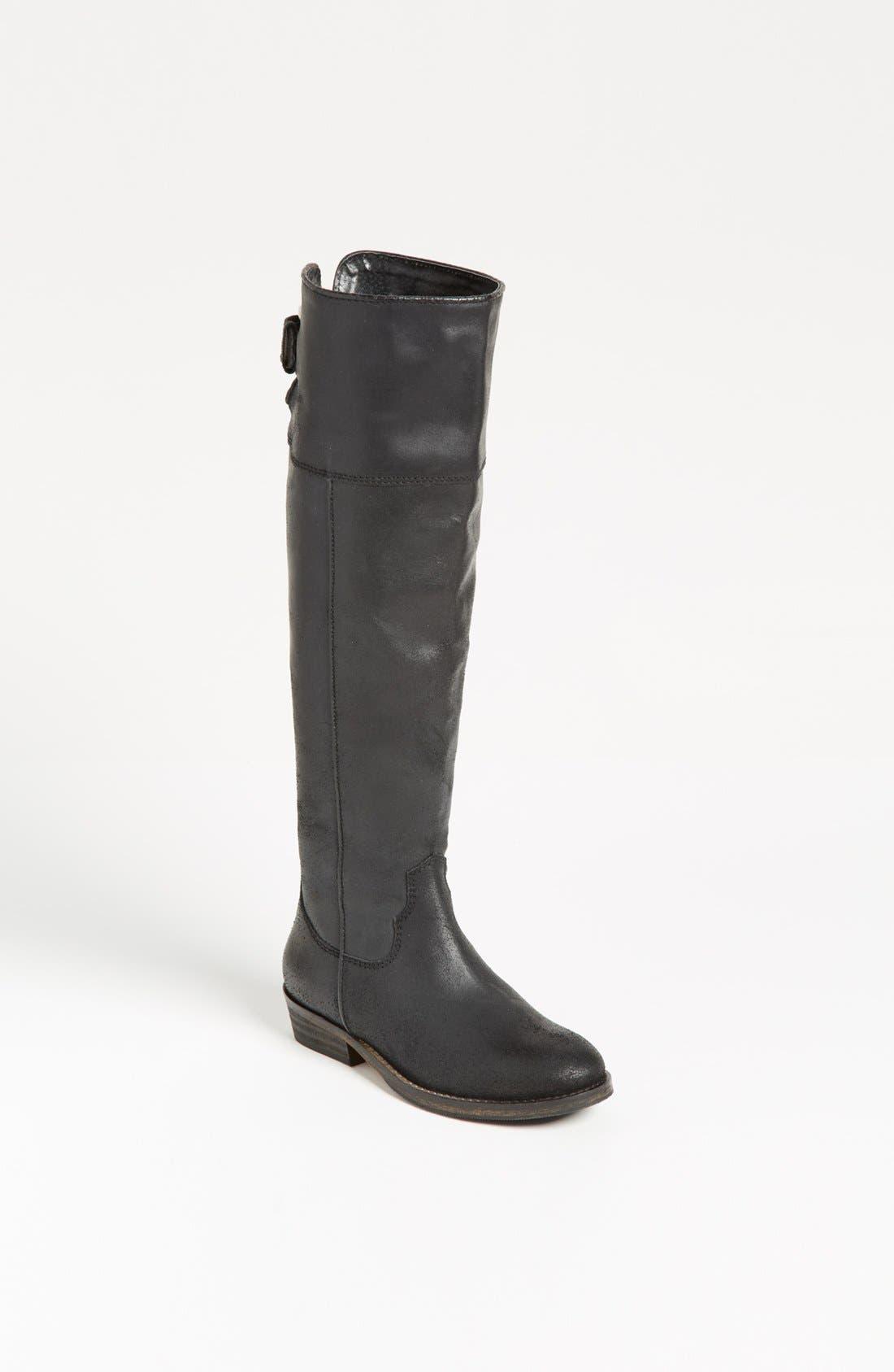 'Darbie' Boot,                             Main thumbnail 1, color,                             Black